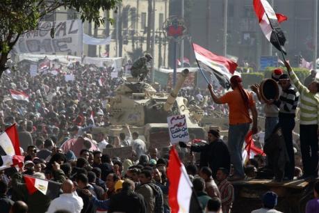 Libération égypte