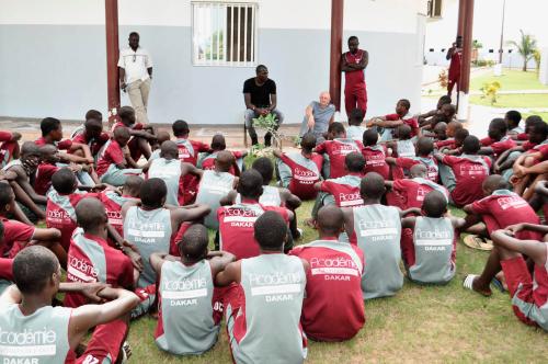 Academie-génération foot dakar