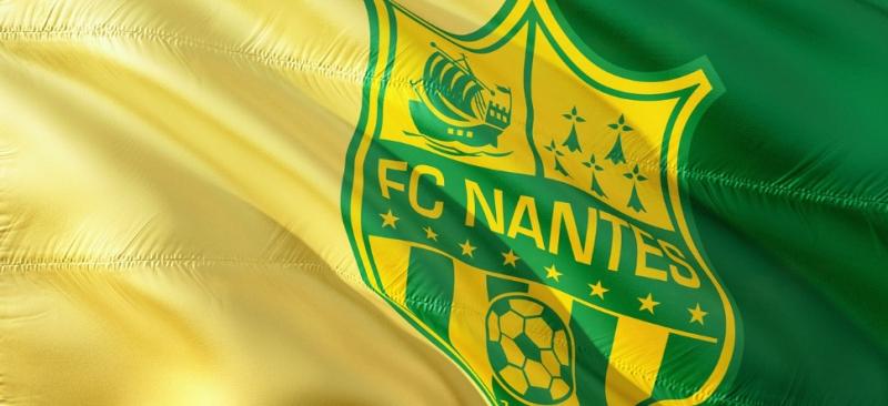 LOGO DU FC NANTES