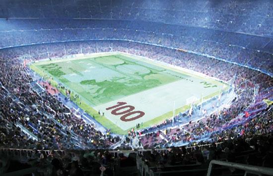 Le modèle juridique dans le foot
