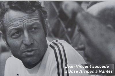 Jean Vincent entraineur article 1